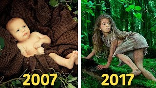10 Children Who Were Raised By WILD ANIMALS!