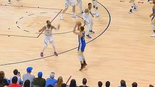 Warriors Have A 3 Point Shooting Contest During The Game vs Nuggets! Warriors vs Nuggets