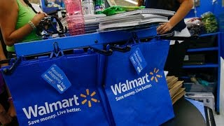 Walmart CEO Talks Growth Strategy After Massive Stock Plunge