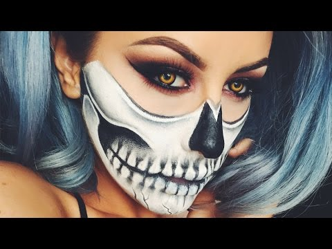 Baixar Halloween Skull Makeup - Chrisspy
