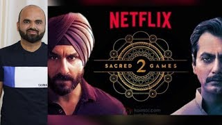 How To Watch Sacred Games 2  Free ! Sacred Games Season 2 Free