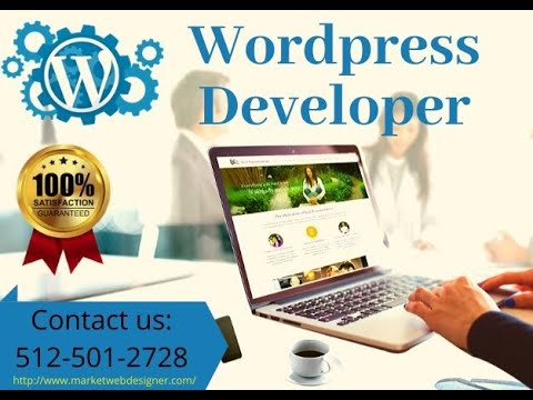 Wordpress Developer Austin - (512-501-2728) - Wordpress Development Company