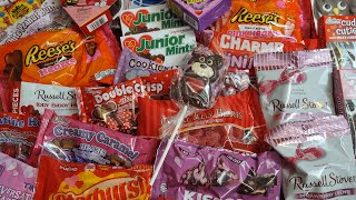EPIC Valentine's Day CANDY HAUL 2021