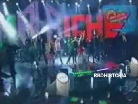 Baixar [2007] RBD en Buscando a Timbiriche cantan Besame Sin Miedo / Mexico con Timbiriche