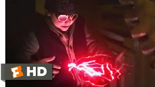 The House With a Clock in Its Walls (2018) - Stopping The Clock Scene (10/10) | Movieclips