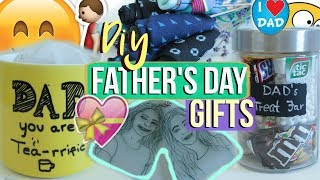 DIY Father's Day Gift Ideas! Easy, Last Minute Gifts For Dad