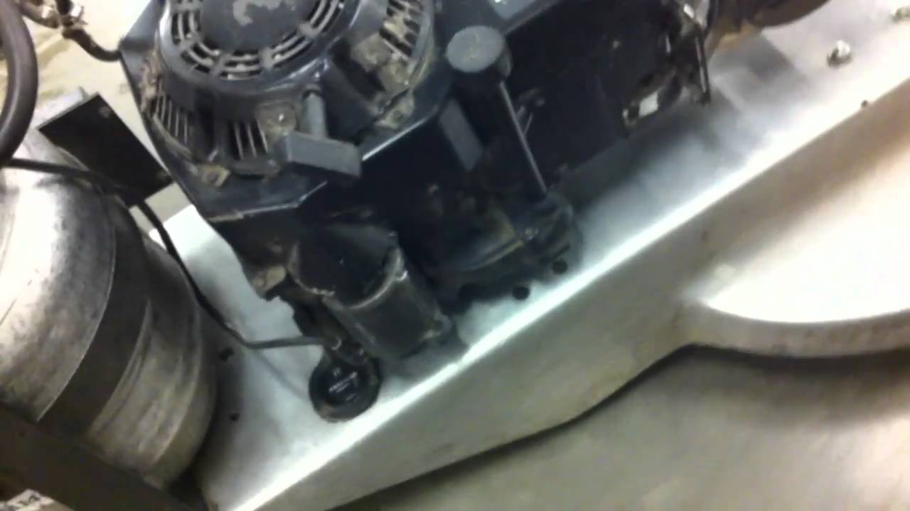 How To Convert Small Gasoline Engine To Natural Gas