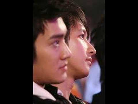 My Last First Kiss : Siwon Hangeng Heechul