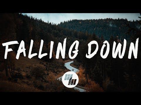 Wild Cards - Falling Down (Lyrics / Lyric Video) ft. James Delaney
