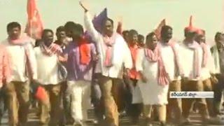 CPI Leader Tammineni Veerabhadram Criticizes CM KCR..