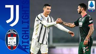 22/02/2021 - Campionato di Serie A - Juventus-Crotone 3-0, gli highlights