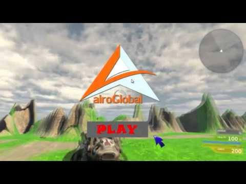 airo Shoot Game Demo