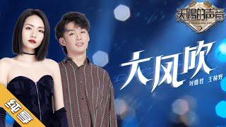 【纯享版】刘惜君/王赫野《大风吹》《天赐的声音2》No Noice /浙江卫视官方HD/