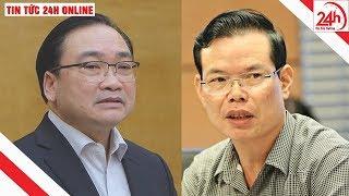 Bộ Chính Trị kỷ luật ông Hoàng Trung Hải và Ông Triệu Tài Vinh | Tin tức 24h Việt Nam mới nhất