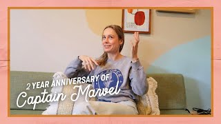 Captain Marvel Q&A… (2 Year Anniversary!)