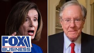 Pelosi wants extended unemployment benefits to hurt the economy: Steve Forbes