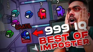 #3 | 999 IQ IMPOSTER PLAYS IN AMONG US