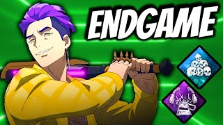 ENDGAME TRICKSTER TOO GOOD - Dead by Daylight
