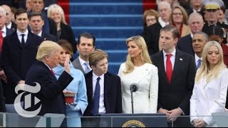 2017 Inauguration of Donald J. Trump (Full Coverage) | The New York Times