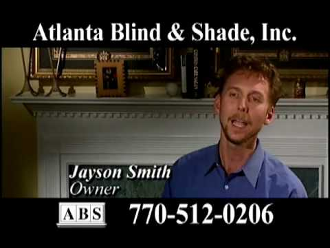 Why use Atlanta Blind & Shade?