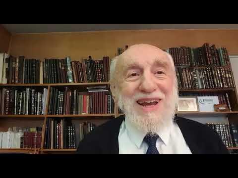 Grand Rabbin de Paris, Michel Gugenheim   Préparation à la parachat ha chavoua
