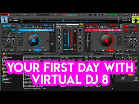 video VirtualDJ 2018