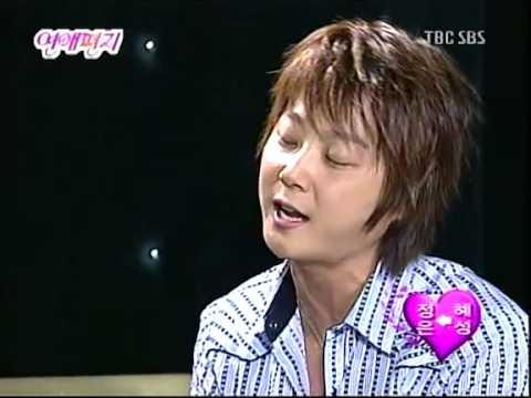 Shinhwa Hyesung Singing Tim's '사랑합니다' I Love You (Acappella Vers.)