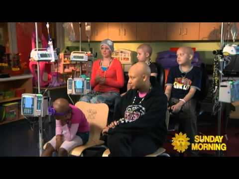 Beads of Courage on CBS Sunday Morning