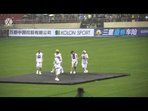 [EXO-M Global Exclusive/1080p] 130623 EXO-M Wolf & History at Asian Dream Cup