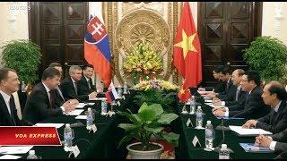 Slovakia trừng phạt ngoại giao Việt Nam vì vụ Trịnh Xuân Thanh (VOA)