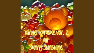 Six Little Ducks (Karaoke Version) (Originally Performed By Sunny Sunshine)