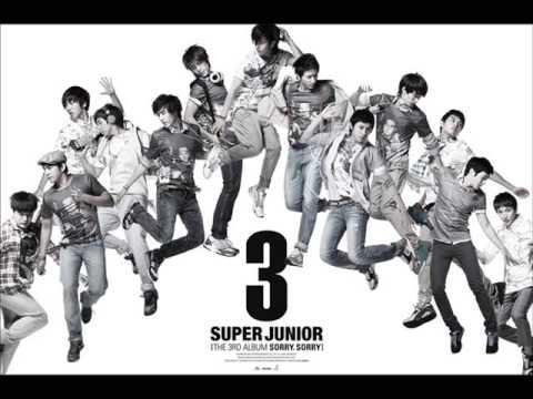Super Junior - Monster [Audio]