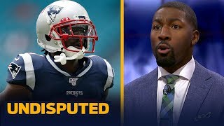 Greg Jennings weighs in on Antonio Brown's debut for New England | NFL | UNDISPUTED