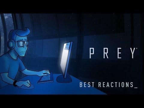 Prey - Les meilleures réactions d'influenceurs - YouTube