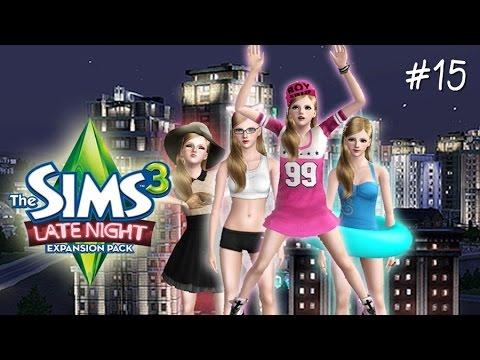[Livestream] The Sims 3 Late Night #15 ยัยตัวร้ายกับคุณชายแวมไพร์