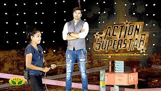 Action SuperStar – Jaya tv Show