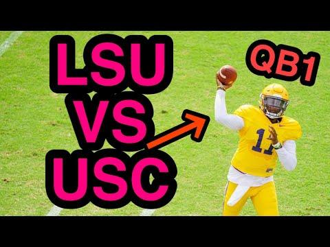 LSU vs SOUTH CAROLINA Preview & Prediction: Ed Orgeron names TJ Finley QB1 over Max Johnson (PHL 51)