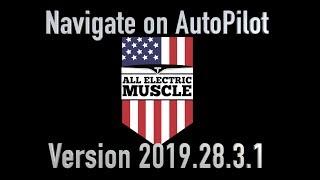 Navigate on Autopilot Update