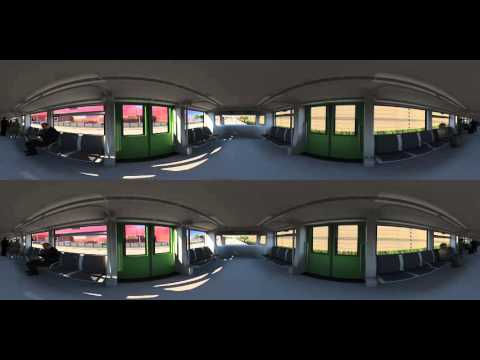 St Albert LRT in 360 Virtual Reality