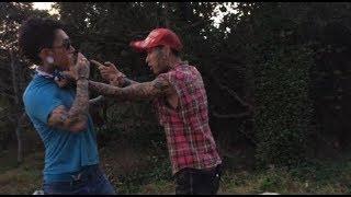 Cận cảnh Gà Rừng tattoo đánh Hot Boy xăm trổ ( Hot 2017 )