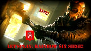 "Live PS4 Rainbow Six Siege - I'M UNBANNED LET'S DRINK!! Ft:""Striker"" & ""Tek"""
