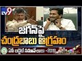 AP Assembly: Chandrababu loses cool at YS Jagan