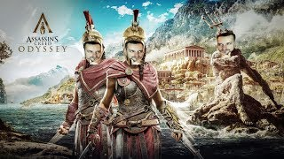 Assassin's Creed Odyssey - MILYEN LESZ? PS4 Pro gameplay