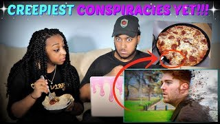 """Investigating Conspiracies with Shane Dawson"" PART 1 REACTION!!!"