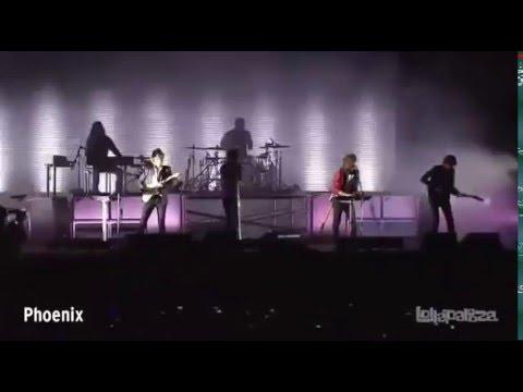 Phoenix - Live at Lollapalooza 2013