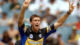 From the Vault: The ultimate ODI bowling! McGrath takes 4-8 off 10 overs