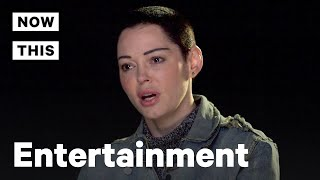 Rose McGowan On Tony Robbins And #MeToo Movement   NowThis
