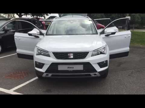 The New Seat Ateca by Nigel Fowler JCB SEAT Manager
