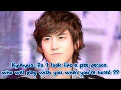 Super Junior's funny replies to ELF