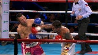 John Riel Casimero vs. Kenya Yamashita | ESPN5 Boxing